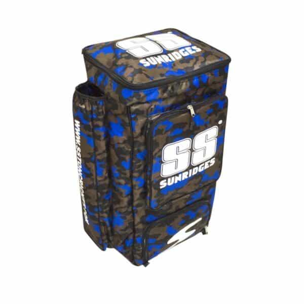 SS - Camo Duffle - Cricket Kit Bag