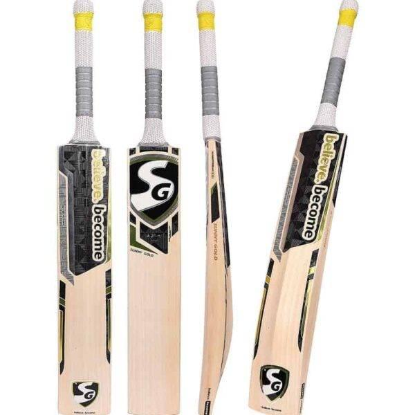 SG - Sunny Gold Cricket Bat (SH)
