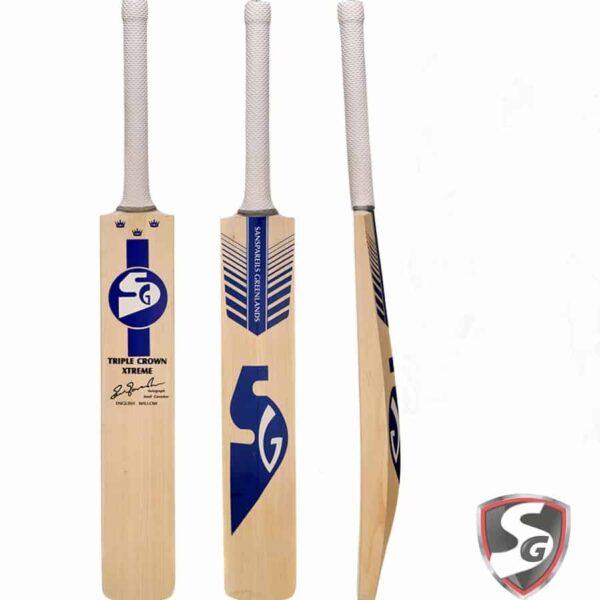SG - Triple Crown Xtreme Cricket Bat (SH)