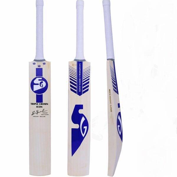 SG -Triple Crown Icon Cricket Bat (SH)
