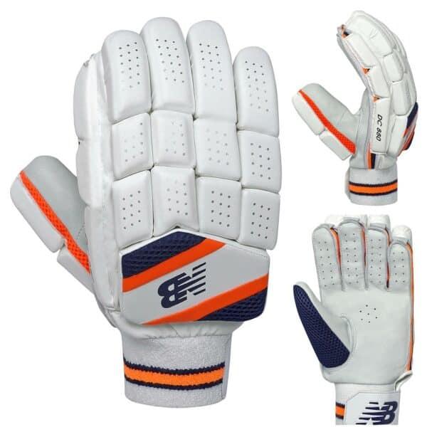 New Balance DC 880 – Cricket Batting Gloves (RH)