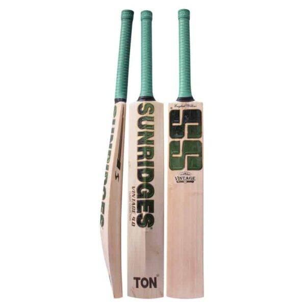 SS Vintage 4.0 Cricket Bat (SH)