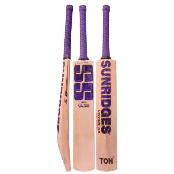 SS Vintage 5.0 Cricket Bat (SH)